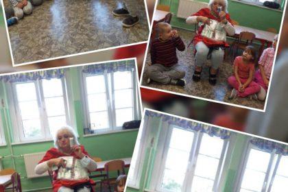 Wizyta w przedszkolu pielęgniarki