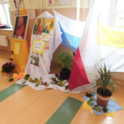 Dzień Papieski w naszej szkole.