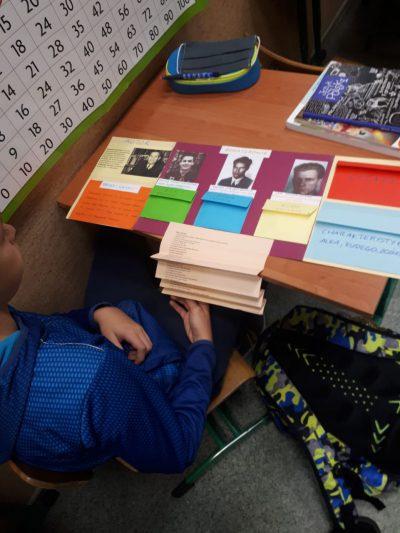 Lapbook – sposób na lekturę.