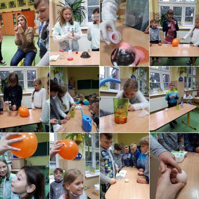 eksperymenty przyrodnicze klasa 4