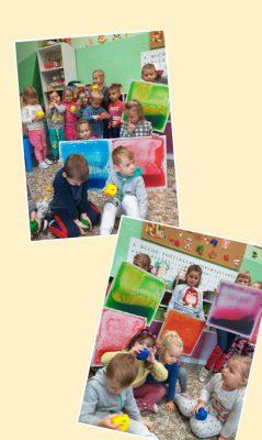 Nowe zabawki do przedszkola