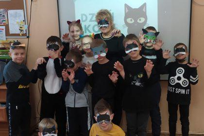 Światowy Dzień Kota w klasie II