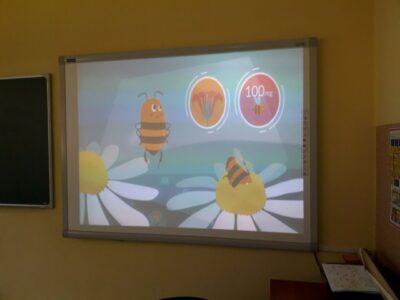 Światowy Dzień Pszczół w klasie I