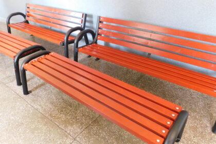 Nowy sprzęt na teren szkolny.