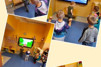 Zabawy ruchowe 3 latków