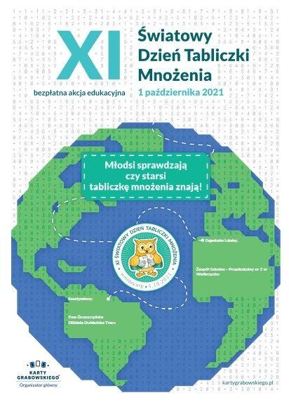 XI Światowy Dzień Tabliczki Mnożenia (ŚDTM)